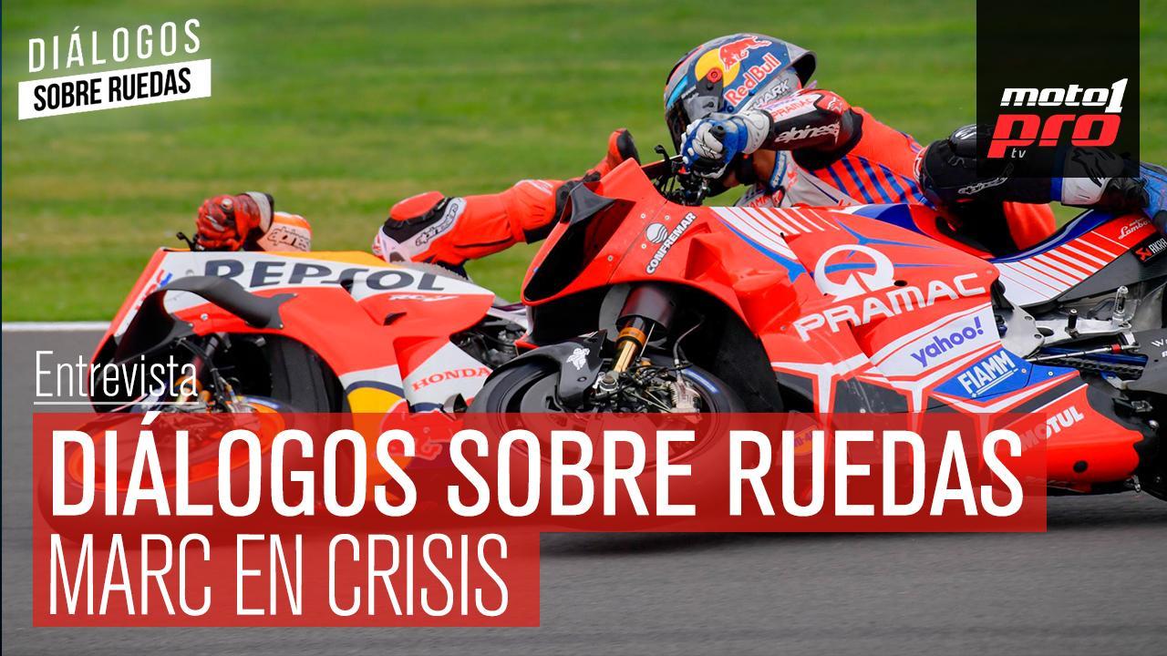 Video Podcast | Diálogos sobre Ruedas: Marc en crisis