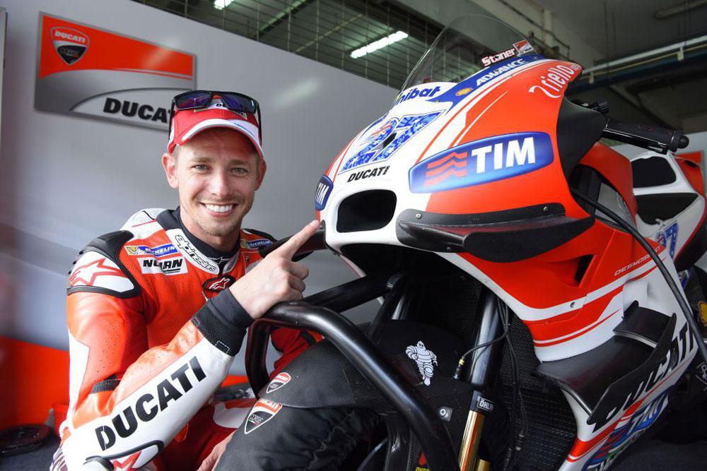Casey Stoner, Ducati MotoGP