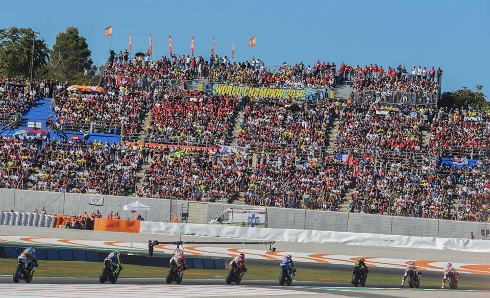 Calendario provisional de MotoGP 2021