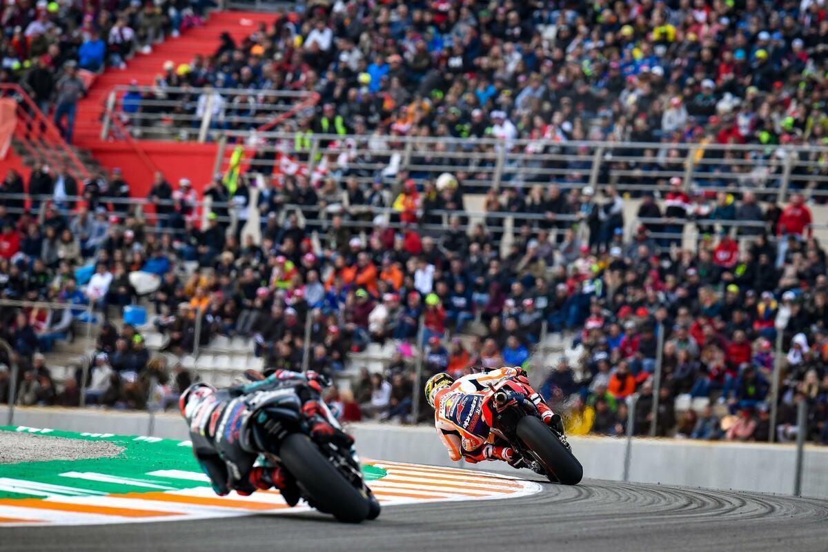 Horarios del Gran Premio de Europa