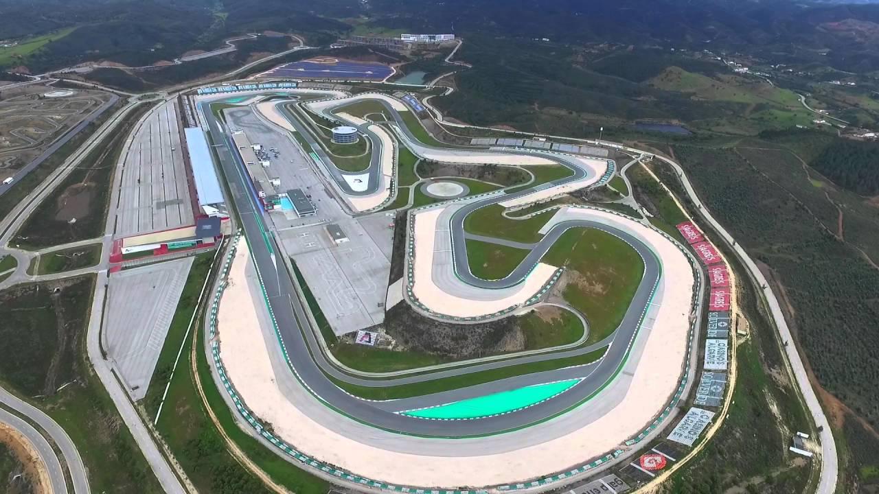 Circuito Portimao MotoGP