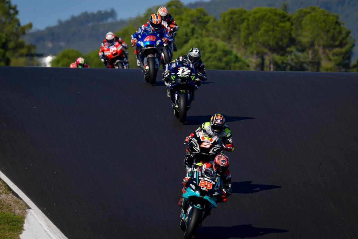 Horarios del Gran Premio 888 de Portugal