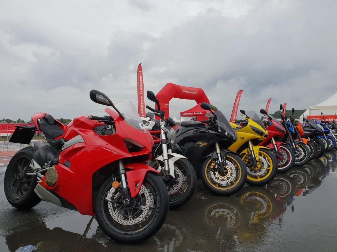 Cuidamos tu moto