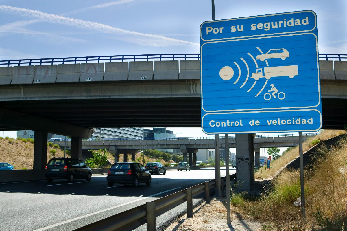 Radares DGT: solo el 5 por ciento se salta el límite de velocidad