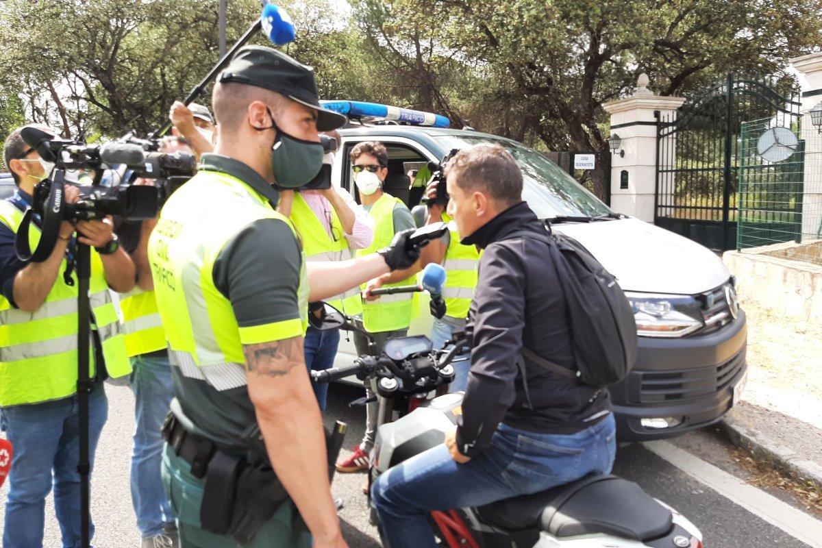 Campaña de vigilancia de motos: la DGT, sin argumentos