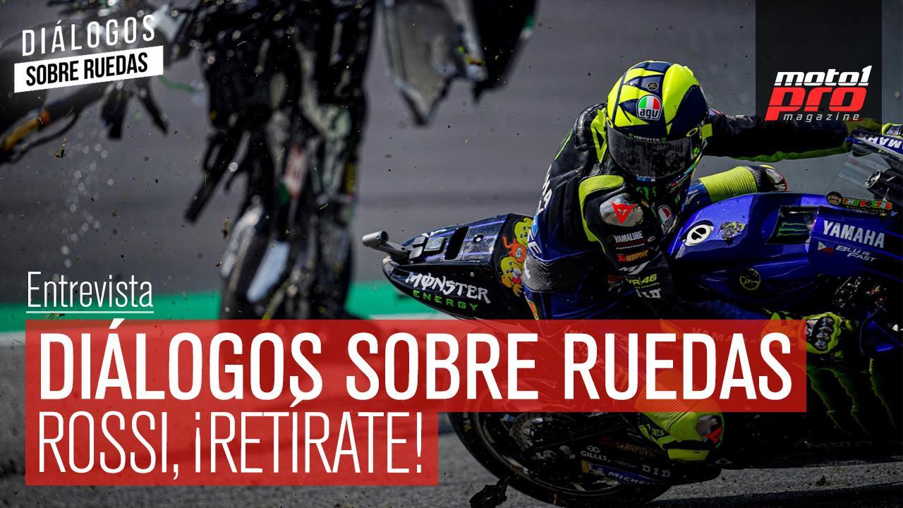 Diálogos sobre ruedas Ep.22: Rossi