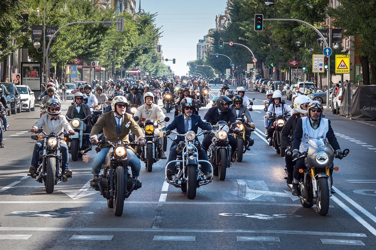 Distinguished Gentlemans Ride 2019