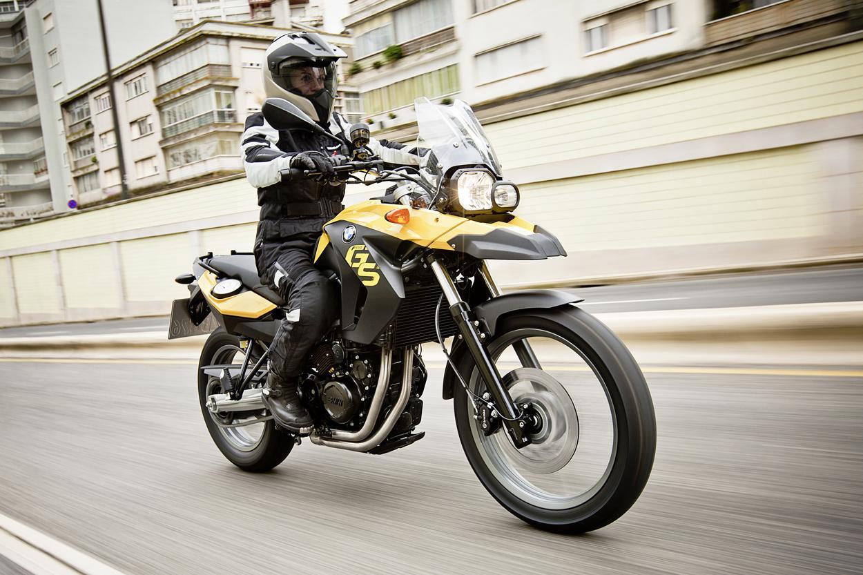 Distintivos ambientales para las motos más antiguas