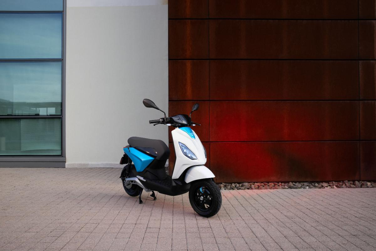 La nueva opción eléctrica del mercado: Piaggio 1 E-scooter