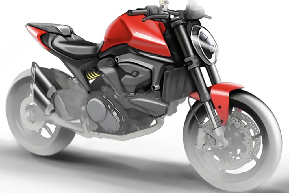 Ducati Monster 821 2021