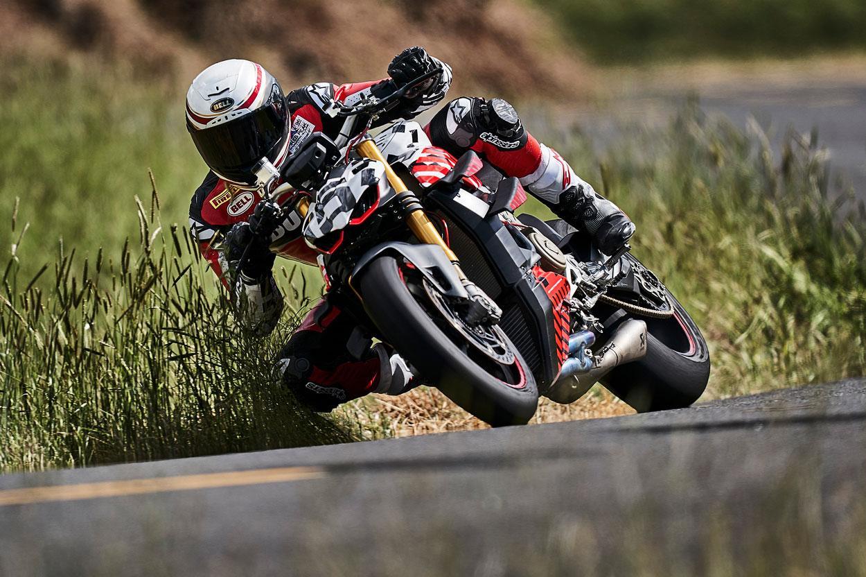 Ducati Streetfighter V4 2020 Prototipo