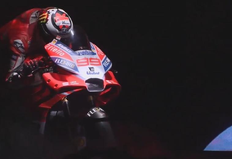 ducati GP18 MotoGP 2018
