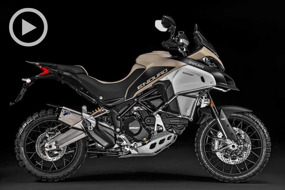 Ducati Multistrasa 1200 Enduro Pro