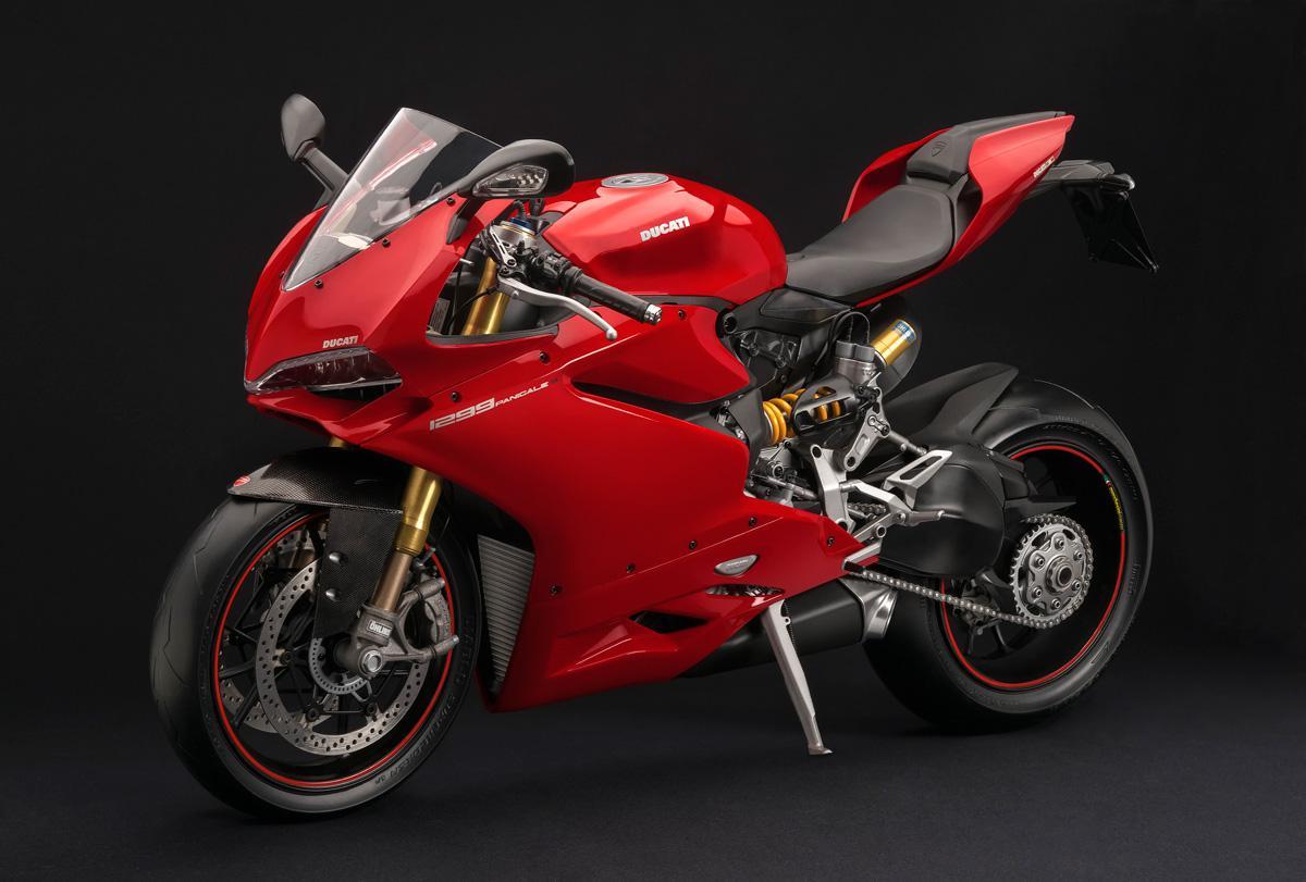 La maqueta de Ducati Panigale perfecta