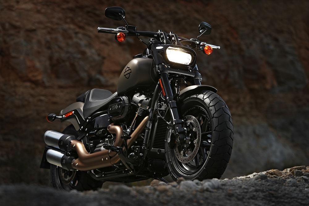 Harley-Davidson y Dunlop
