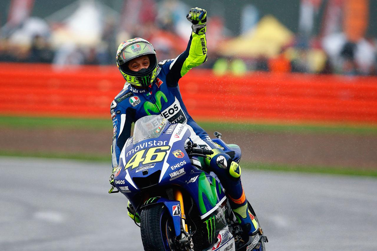 MotoGP Silverstone 2015: Las mejores fotos