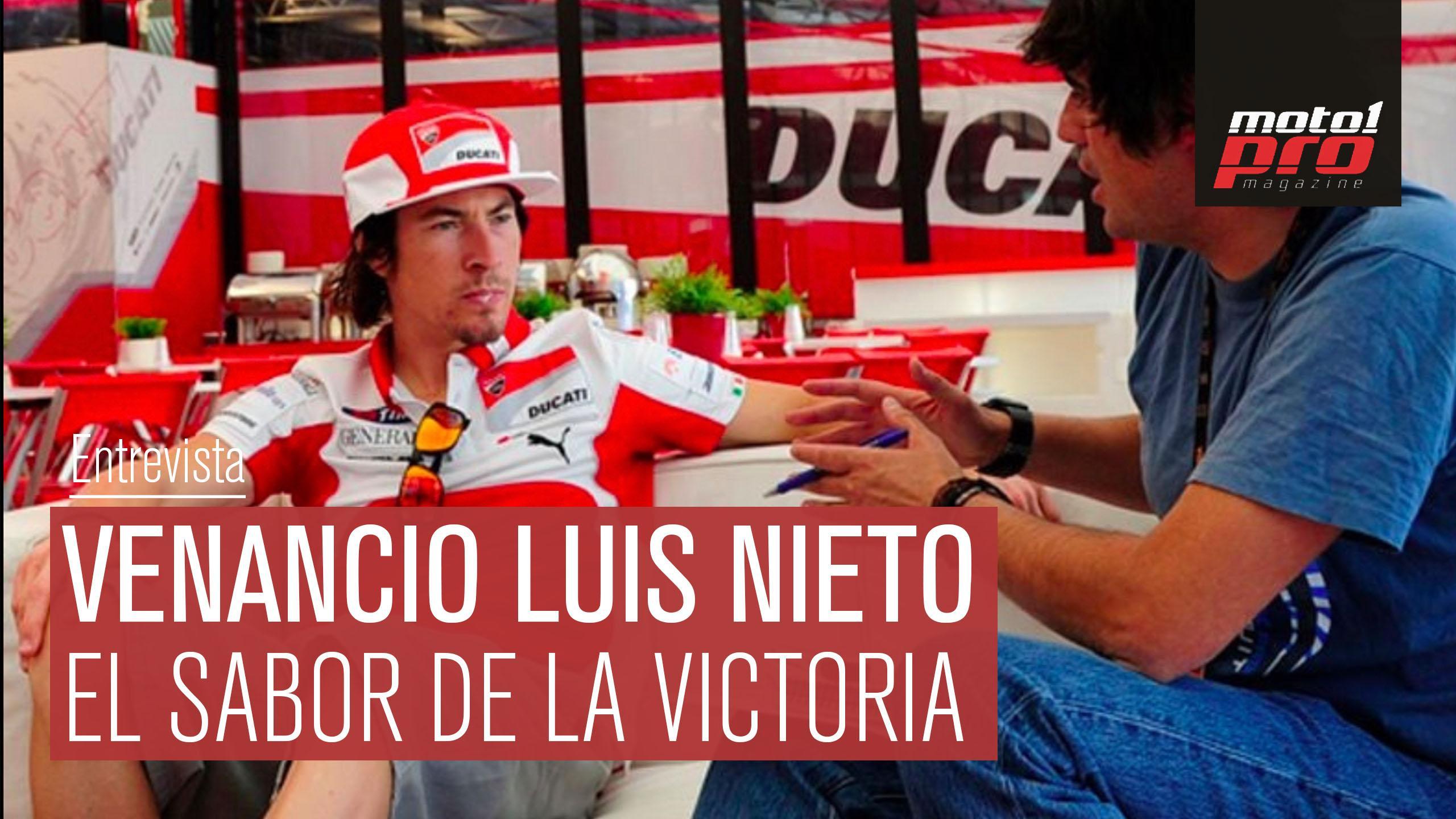 Entrevista a Venancio Luis Nieto: El Sabor de la Victoria