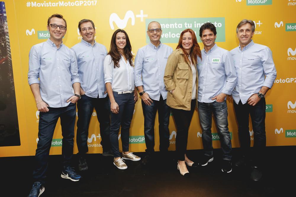 Equipo Movistar MotoGP