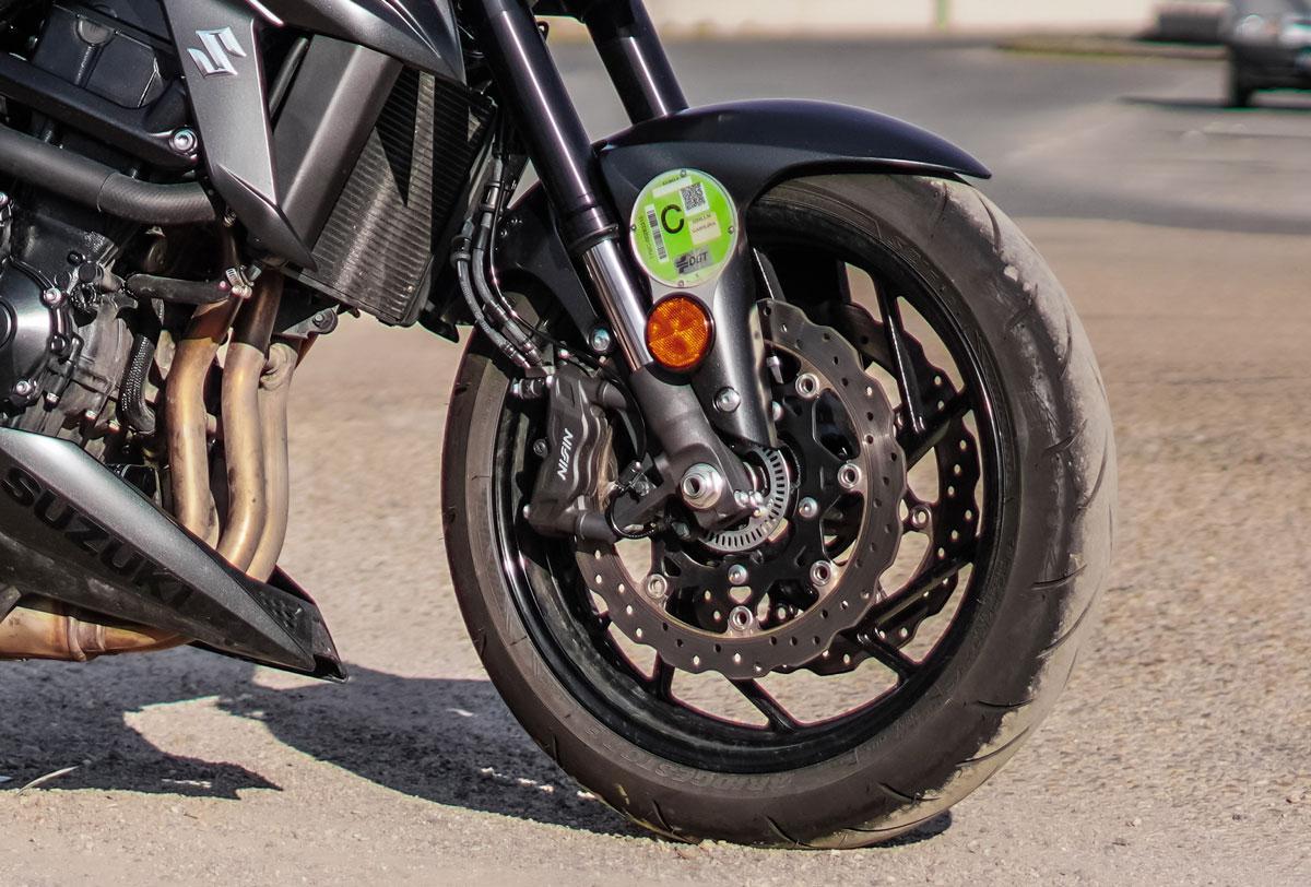 etiquetas motos