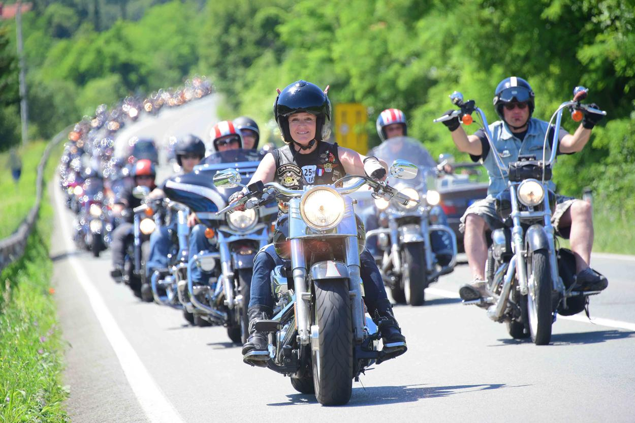 El Harley Davidson European HOG Rally 2020 viajará a Eslovenia