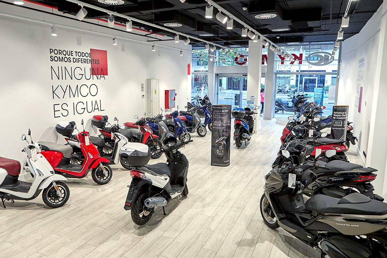 KYMCO extiende la garantía de sus scooter seis meses por el COVID-19