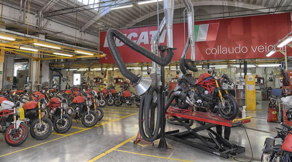 Fabrica Ducati