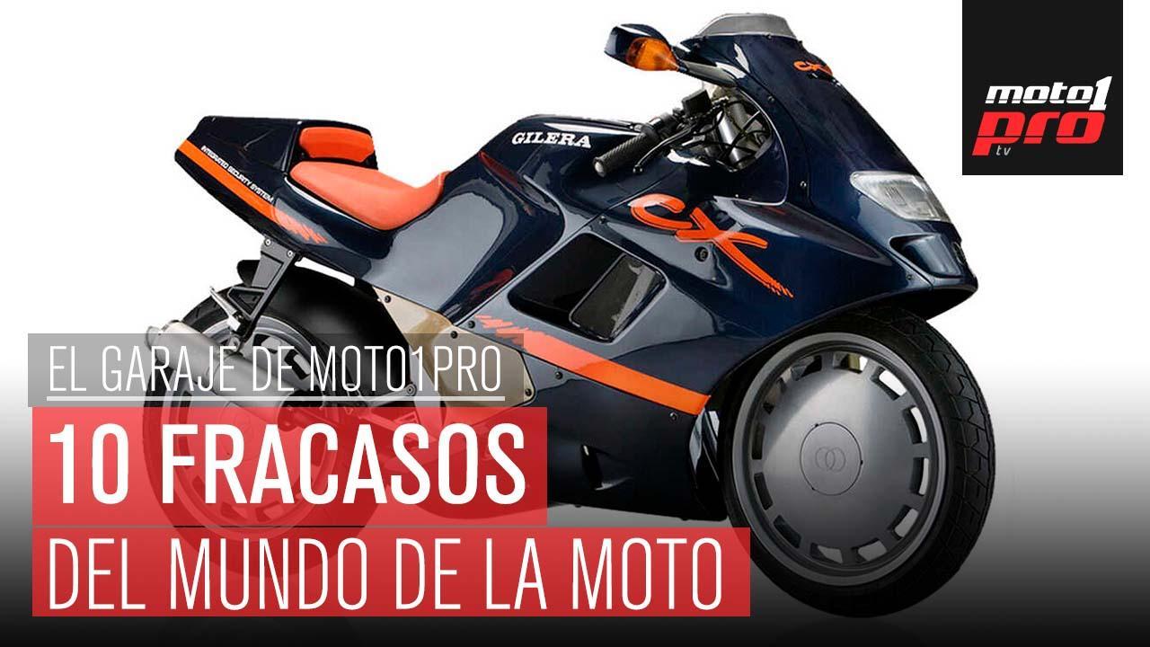 10 fracasos del mundo de la moto
