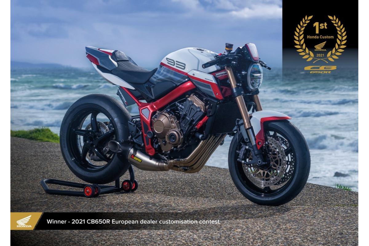 Las Honda CB650R más espectaculares