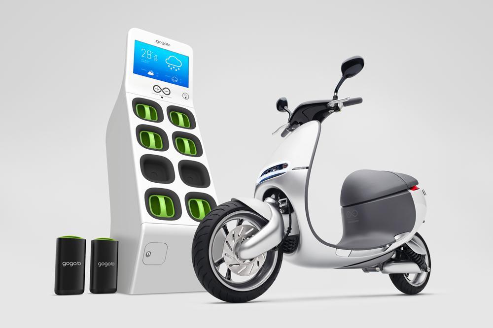 Gogoro, scooter electrico