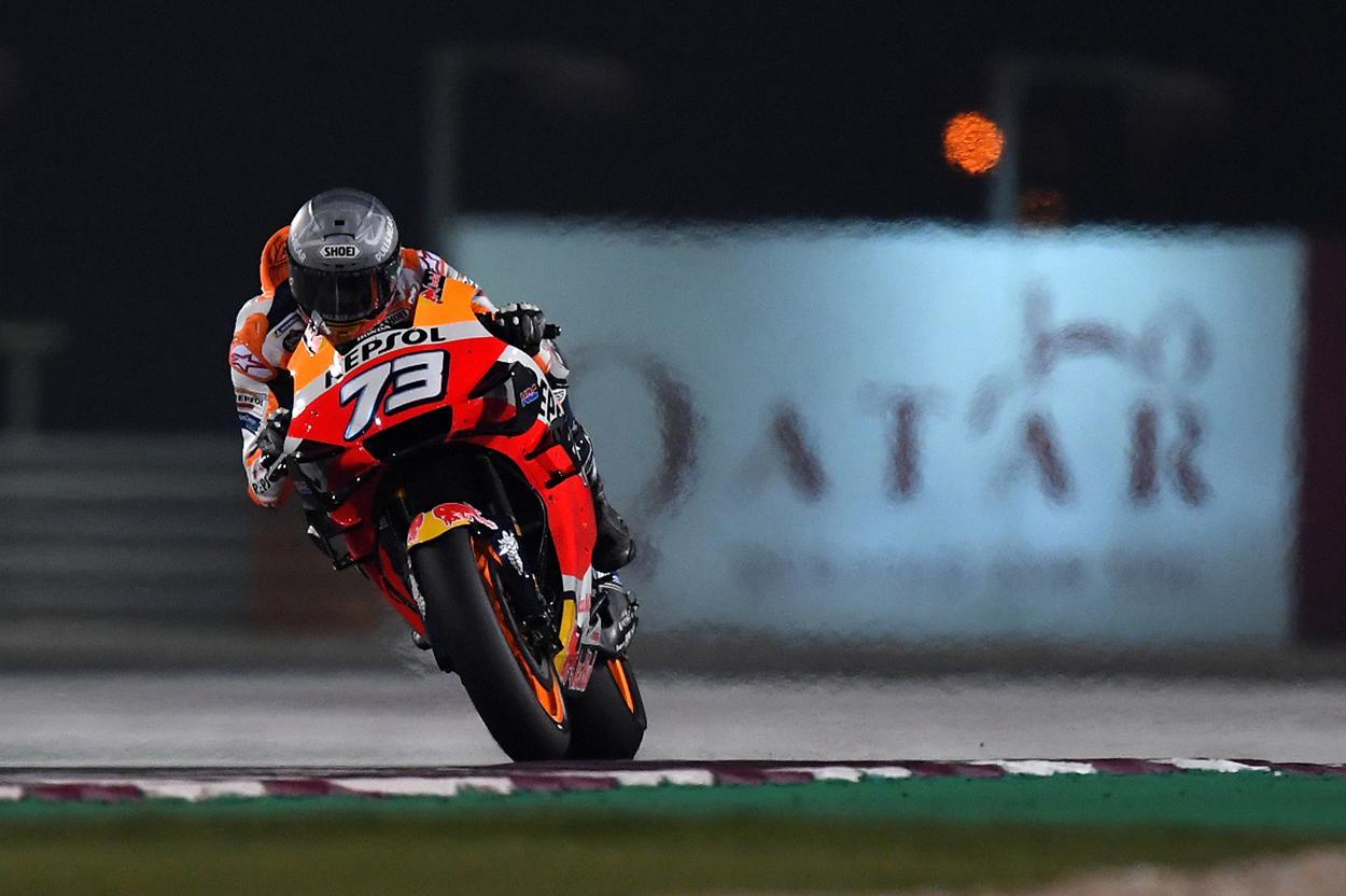 GP Qatar MotoGP Cancelado