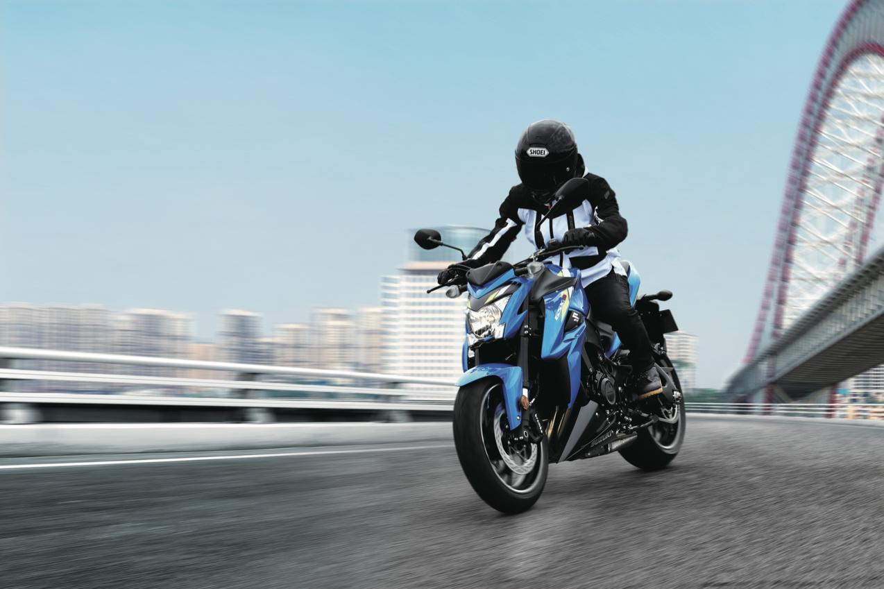 Nuevos precios y colores para la Suzuki GSX-S 1000