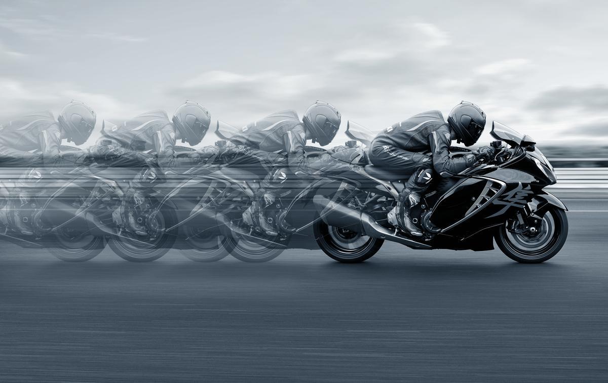Suzuki Hayabusa: El regreso