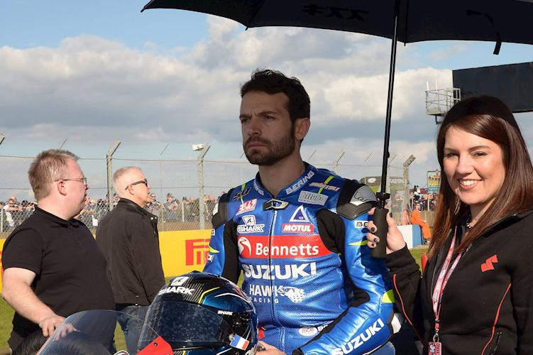 Sylvain Guintoli MotoGP