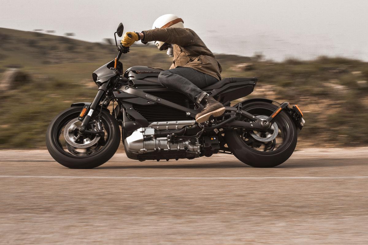 Prueba Harley Davidson Livewire
