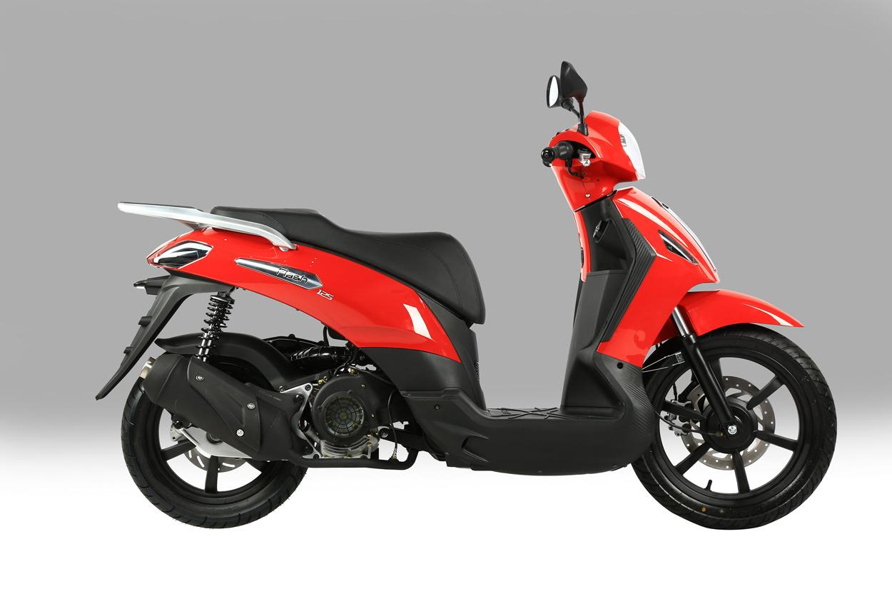Hanway Flash Scooter 125