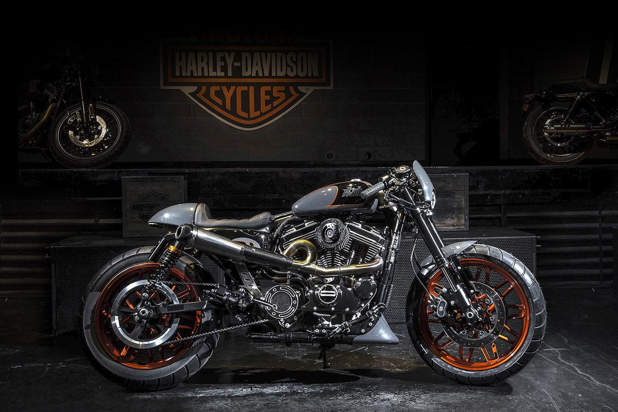 Harley Davidson Battle of Kings