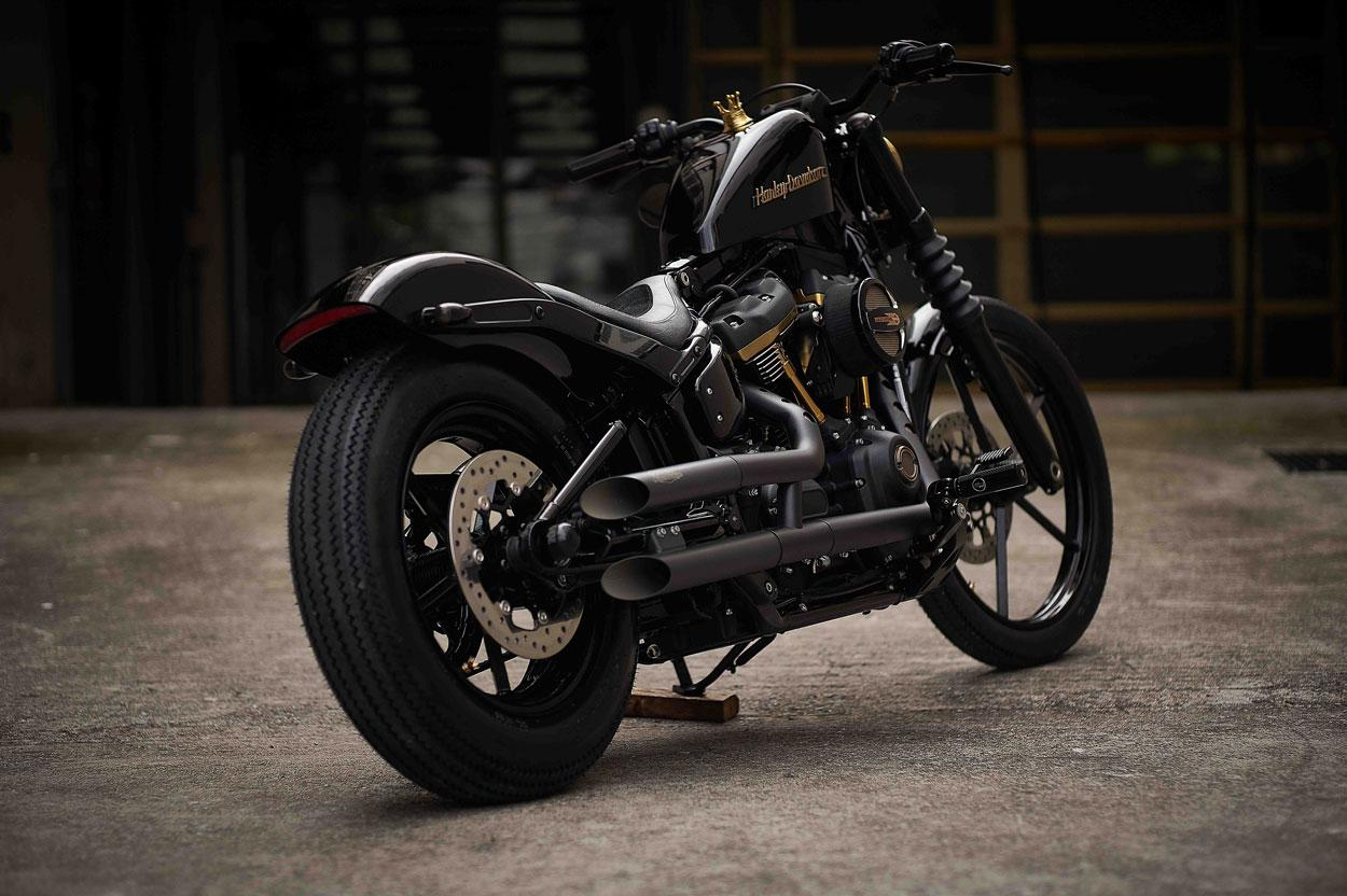 Harley Davidson Battle of Kings 2019
