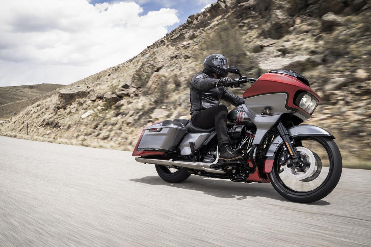 Harley Davidson CVO 2019
