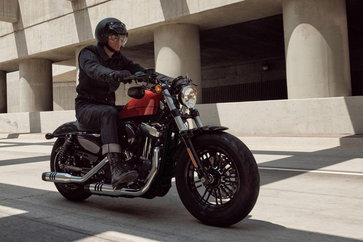 Las Harley Davidson Sportster ahora vienen con descuento