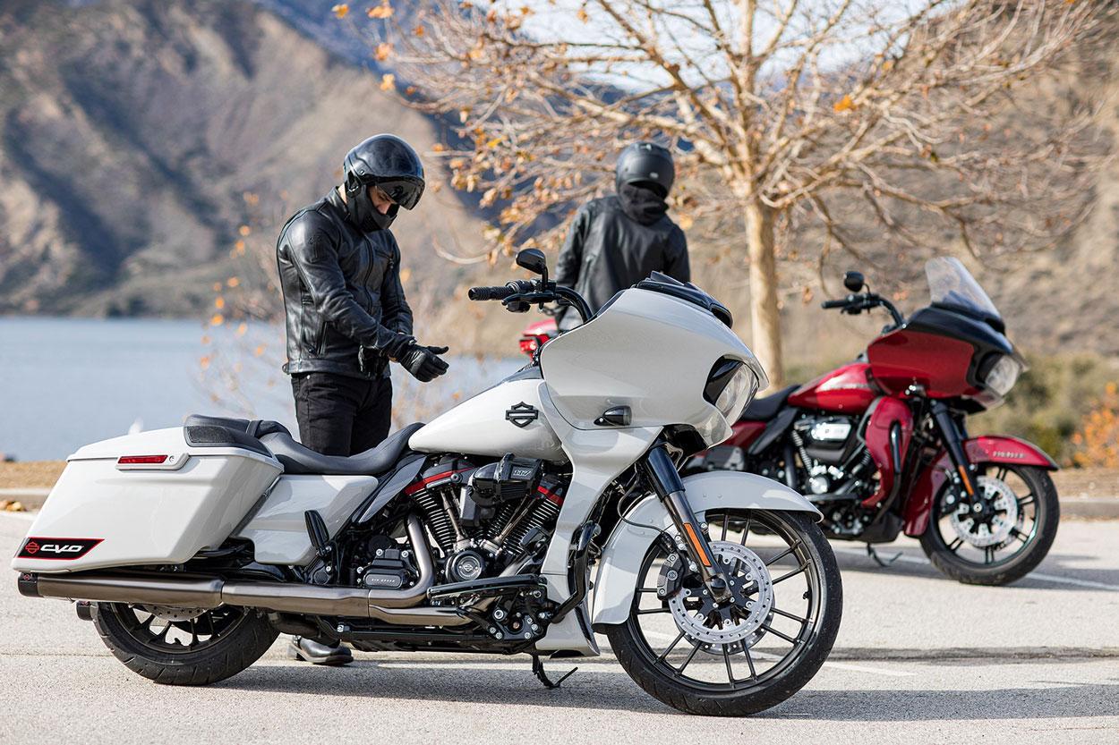 Harley Davidson Road Glide CVO 2020