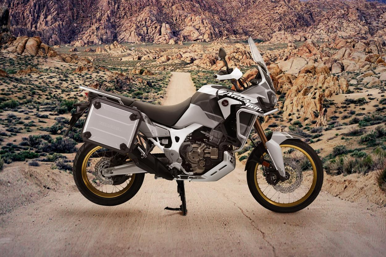 Honda Africa Twin Garmin Travel Edition