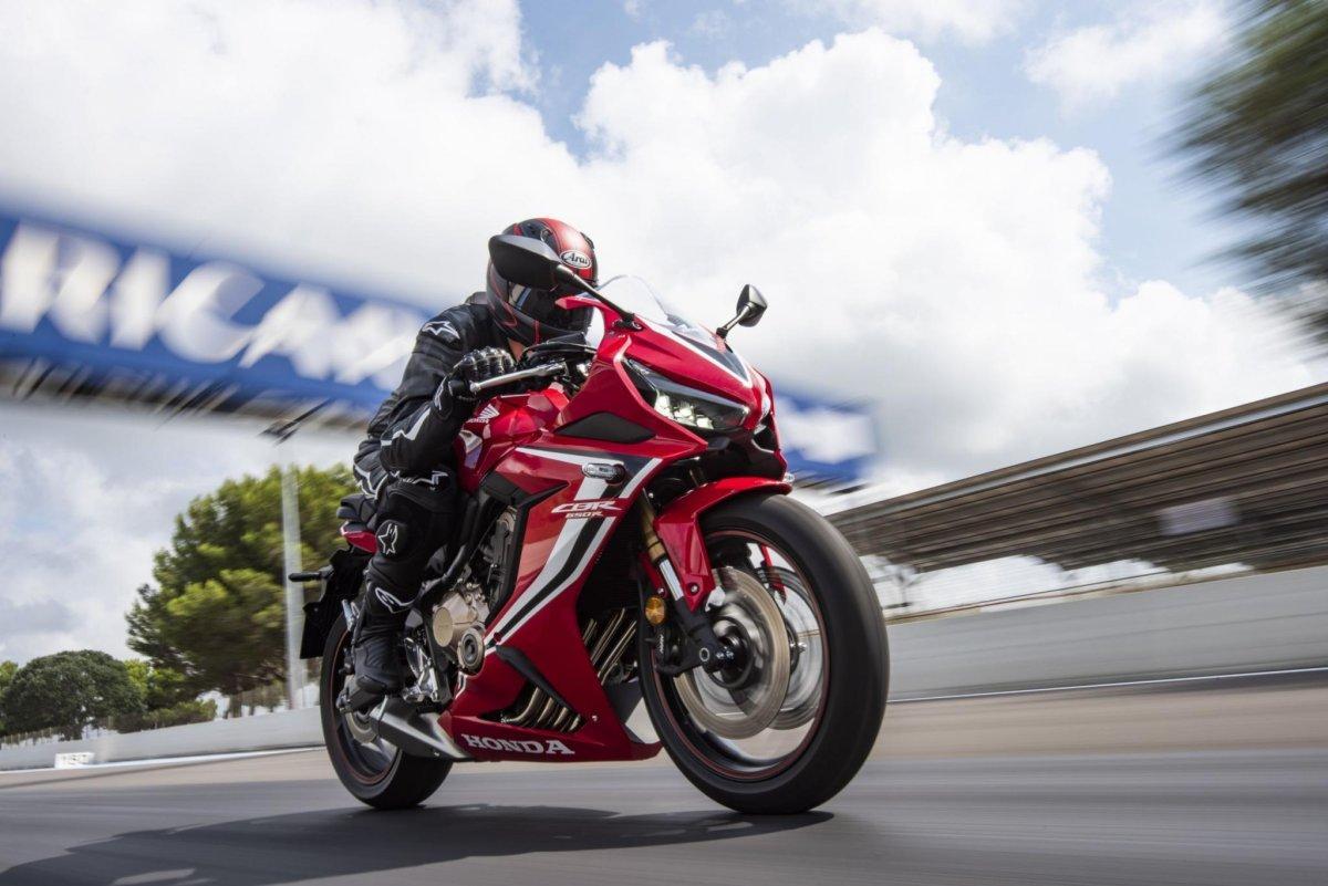 Las 10 motos deportivas más vendidas