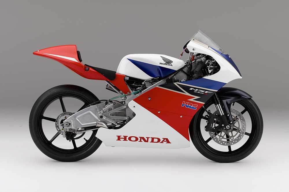 La Honda NSF250R de la European Talent Cup ¡En promoción!