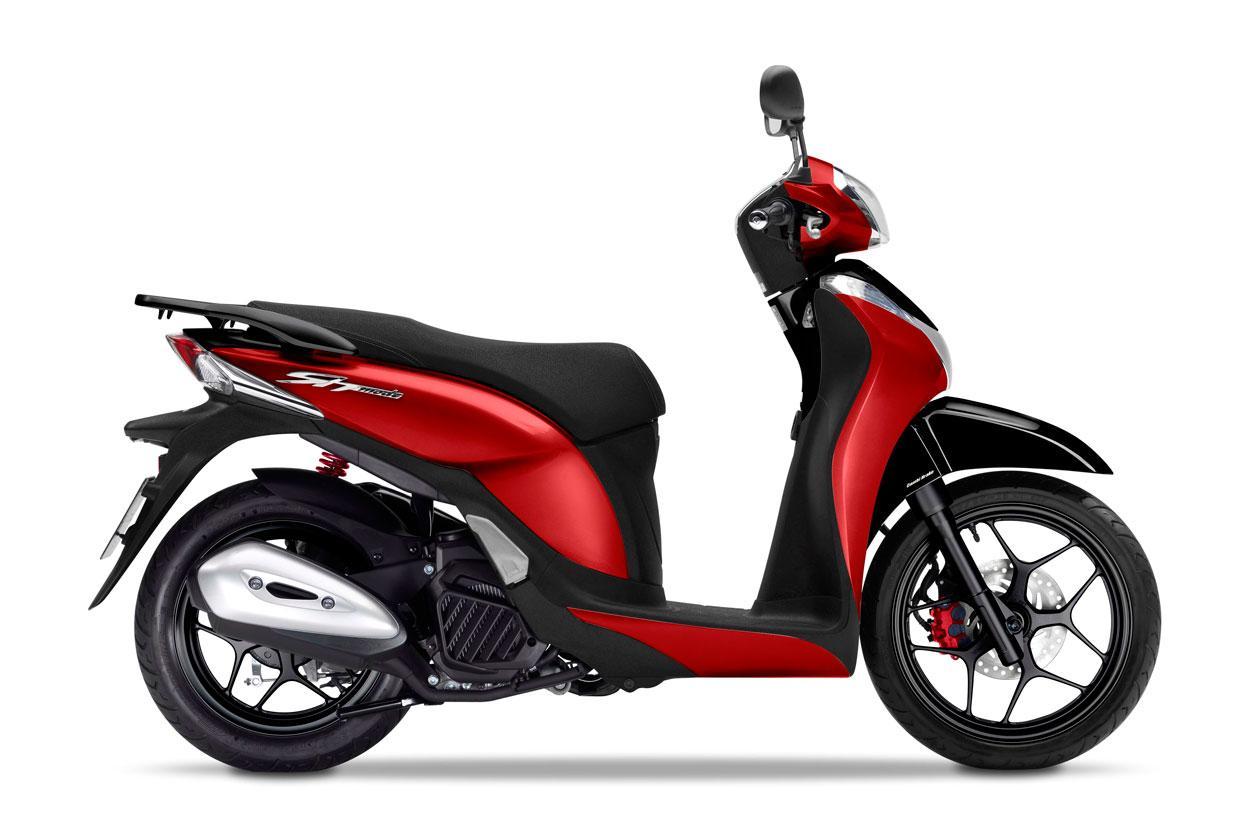 El Honda SH 125 Scoopy fue la moto más vendida de enero de 2019