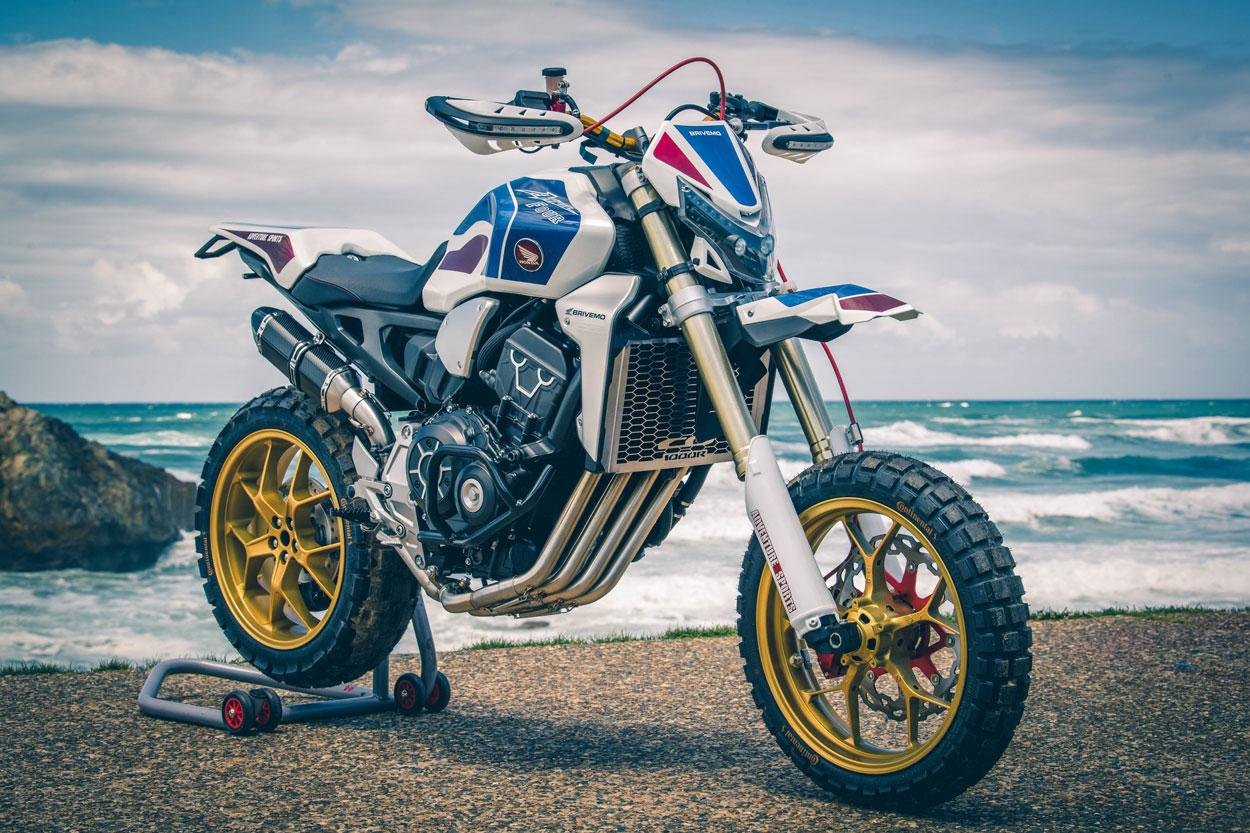 Honda Africa Twin Four