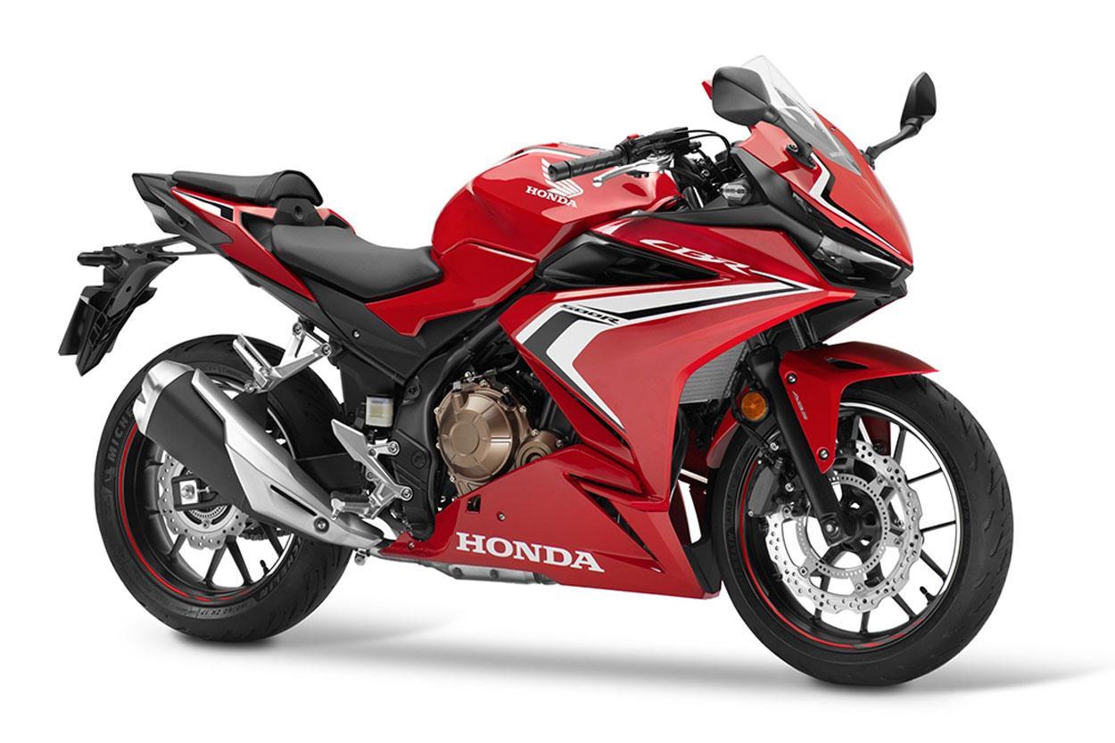 Honda CBR 500R 2021 Euro 5