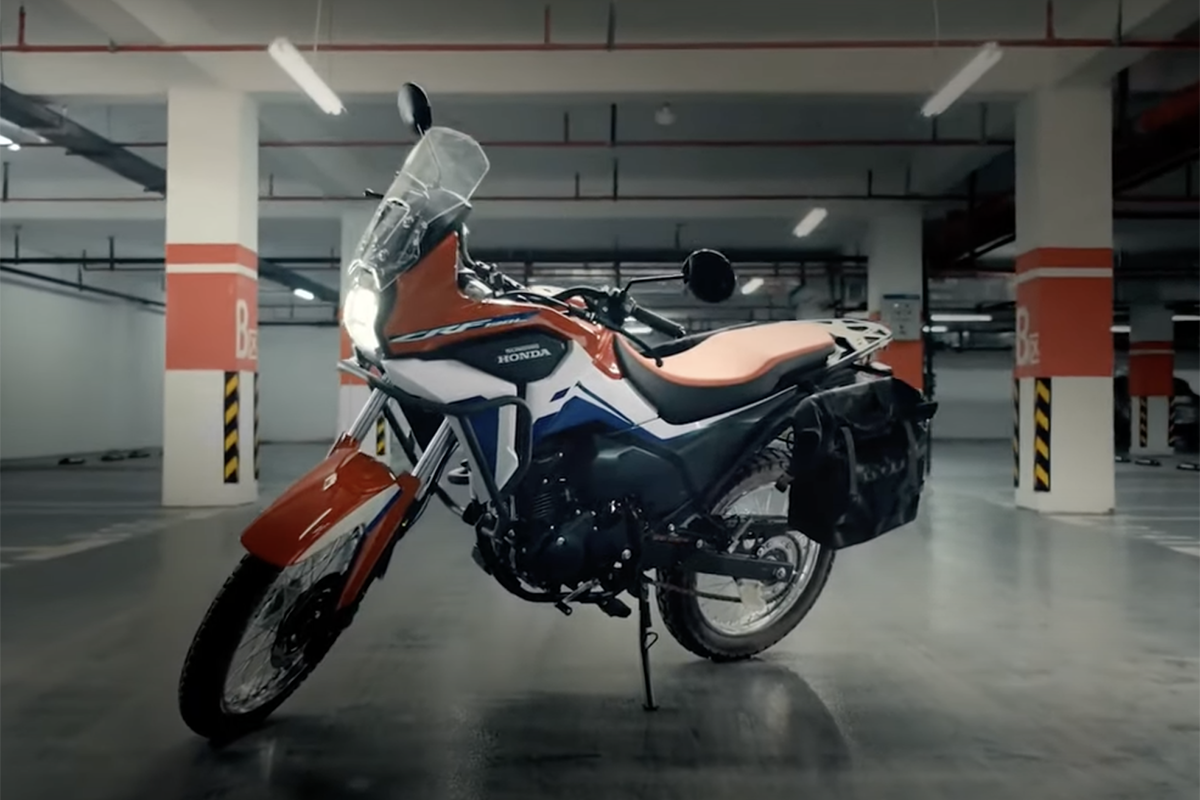 Honda CRF190L 2022