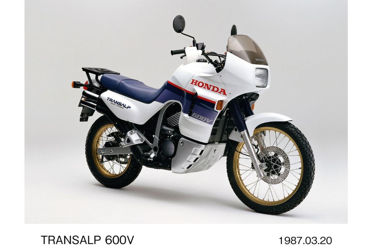 Una nueva Honda XL750L podría estar en camino