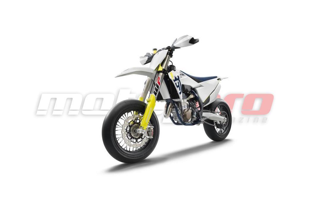Husqvarna FS 450 Supermoto