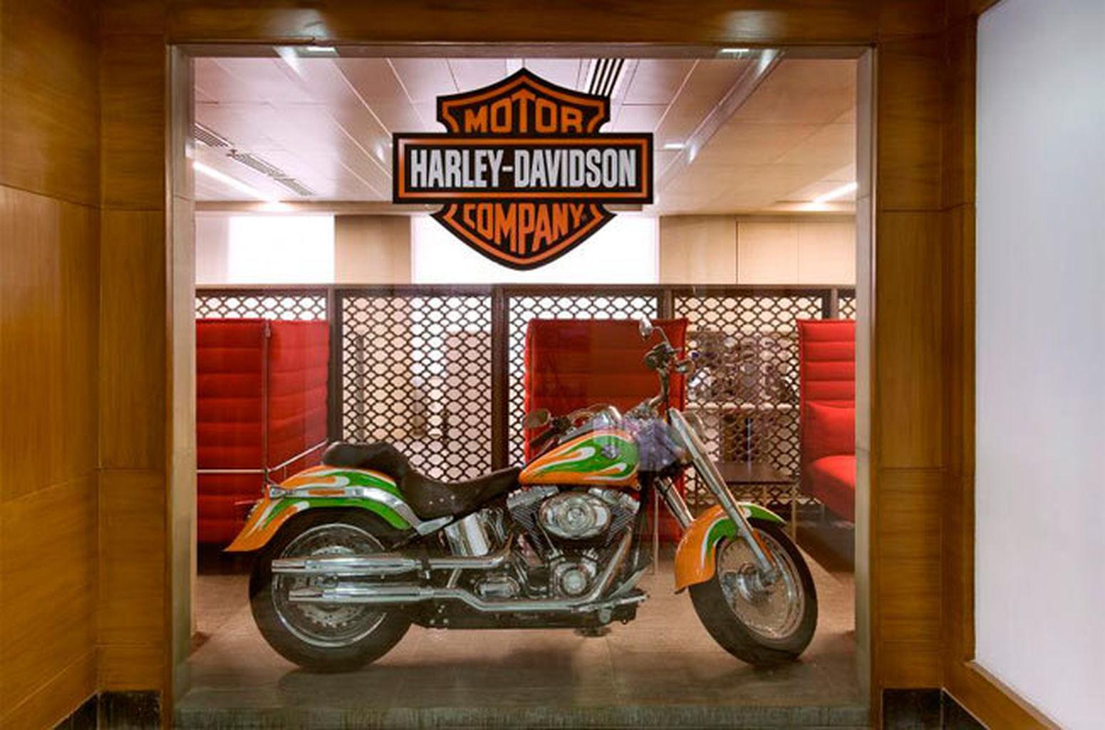 Las siete magníficas de Harley-Davidson